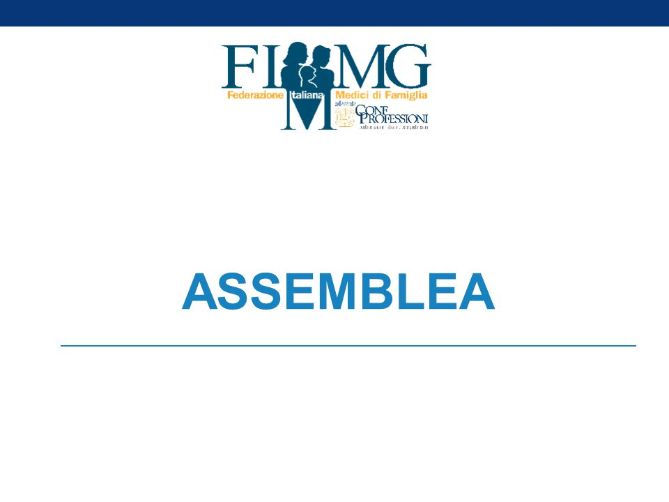 I 26 membri di Medicina Generale ossia medici di famiglia, continuità assistenziale, emergenza sanitaria fanno parte del 50% dei componenti dell'assemblea eletti in rappresentanza delle categorie.