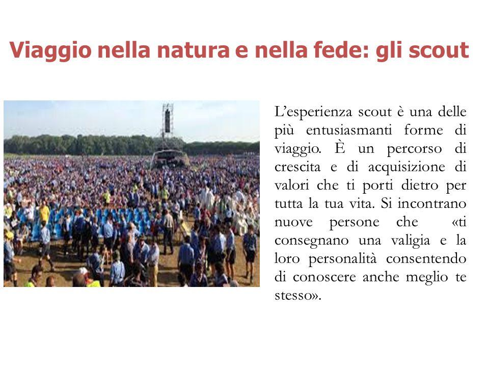 La route nazionale San Rossore 2014 Lo scorso anno scoutistico- scolastico 31'072 ragazzi di tutta Italia si sono preparati ad affrontare una ROUTE (dal francese significa «strada») tutti insieme.