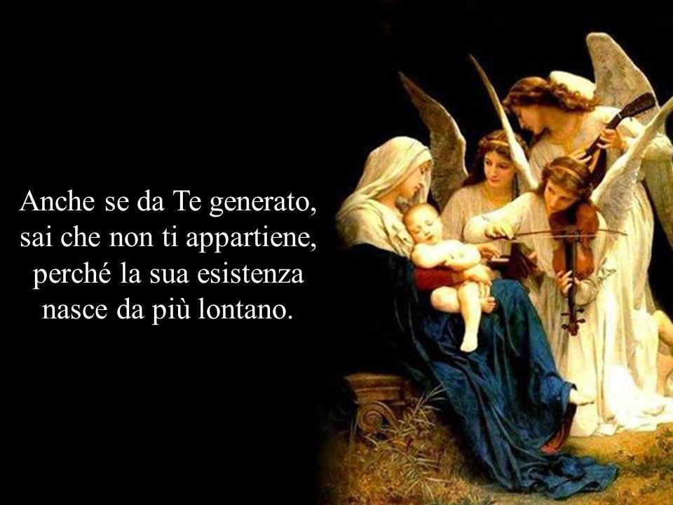 Maria, mi rivolgo a Te che guardi con tenerezza materna e con immenso amore il tuo Bambino, mentre lo stringi tra le braccia.