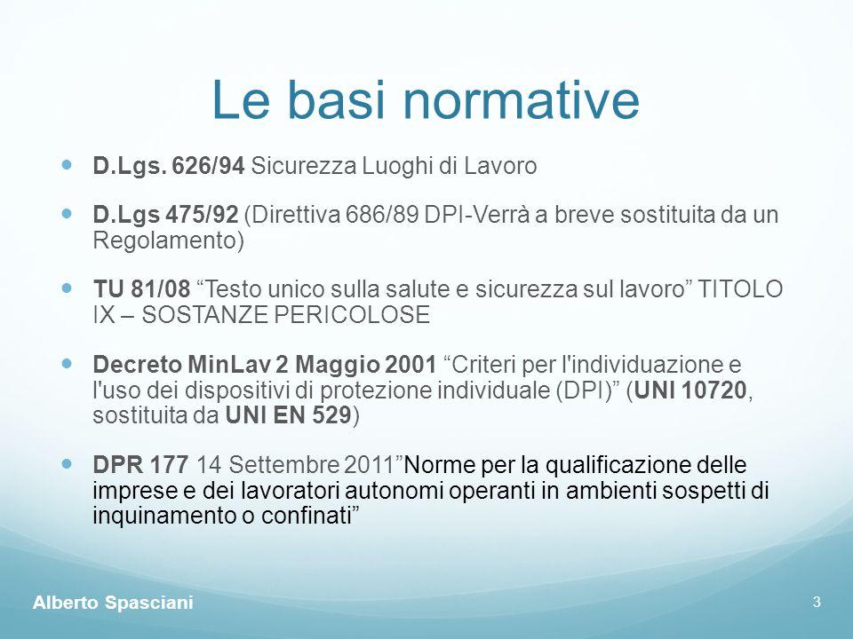 DLGS 81/2008 Articolo 254 - Valore limite 1.