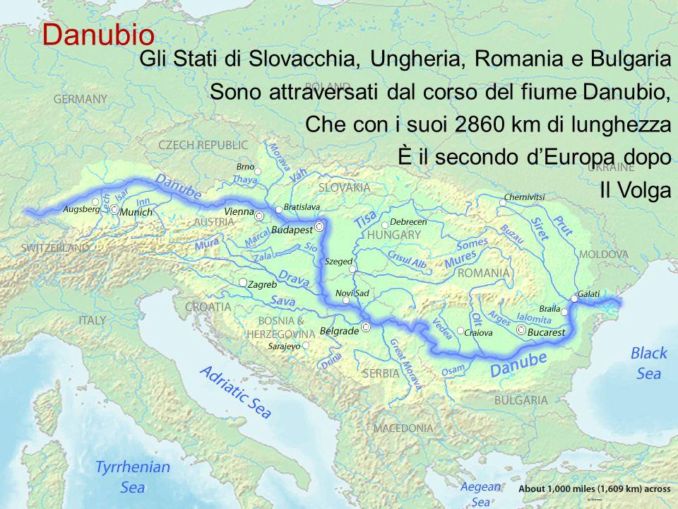 Le lingue slave  In molti di questi stati si parlano idiomi appartenenti al gruppo delle lingue slave: Polonia, Rep.