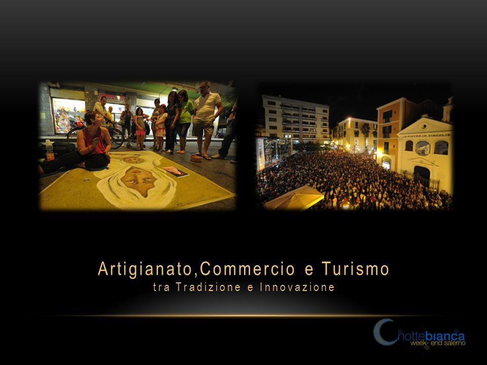 Artigianato,Commercio e Turismo tra Tradizione e Innovazione