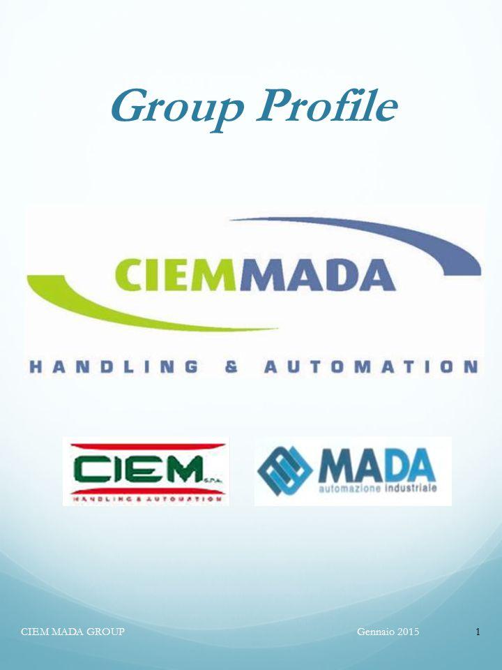 Group Profile Gennaio 2015CIEM MADA GROUP1