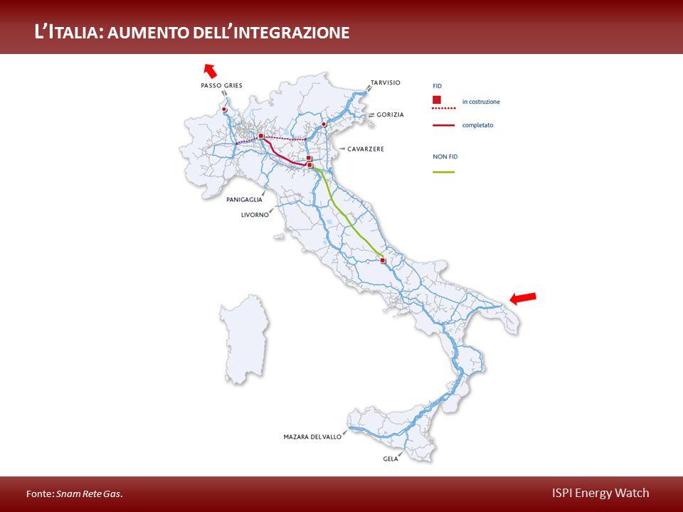ISPI Energy Watch Matteo Verda Istituto per gli Studi di Politica Internazionale (ISPI) – Milano mail:matteo.verda@unipv.it blog:www.sicurezzaenergetica.it twitter:@matteoverda G RAZIE PER L ' ATTENZIONE