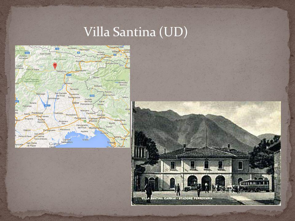 Villa Santina (UD)