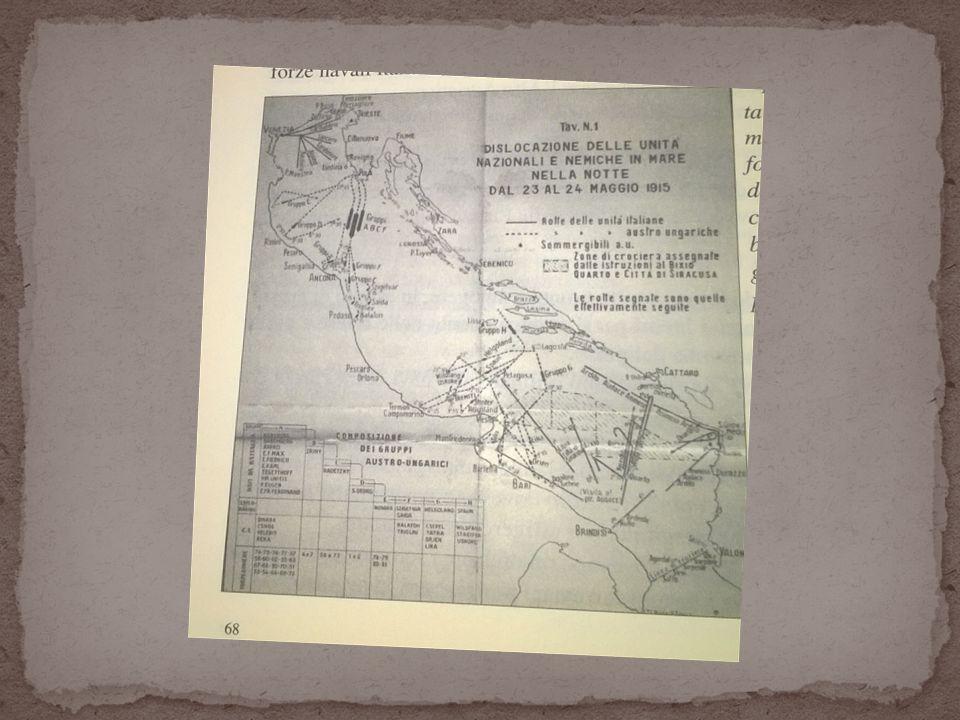 Rimini e Ancona (24/5/1915)
