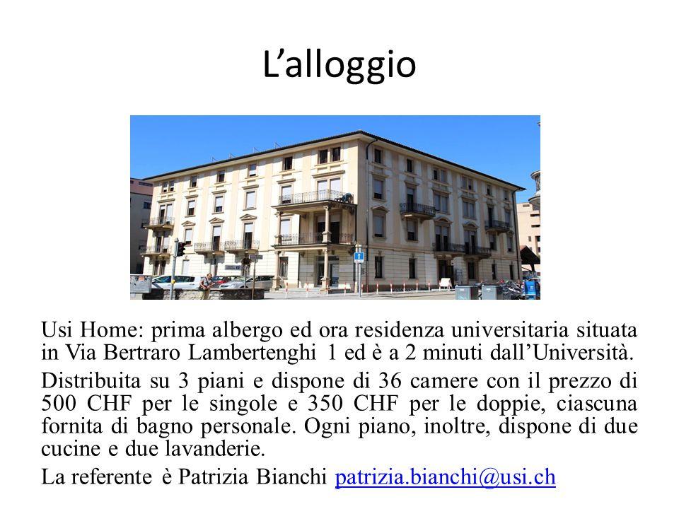 L'alloggio Usi Home: prima albergo ed ora residenza universitaria situata in Via Bertraro Lambertenghi 1 ed è a 2 minuti dall'Università.
