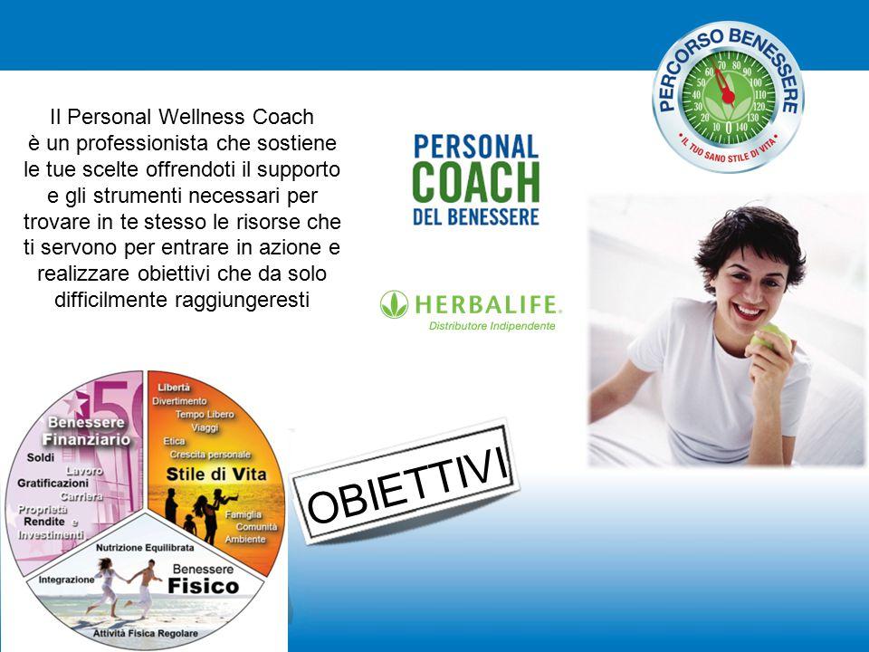 Il Personal Wellness Coach è un professionista che sostiene le tue scelte offrendoti il supporto e gli strumenti necessari per trovare in te stesso le