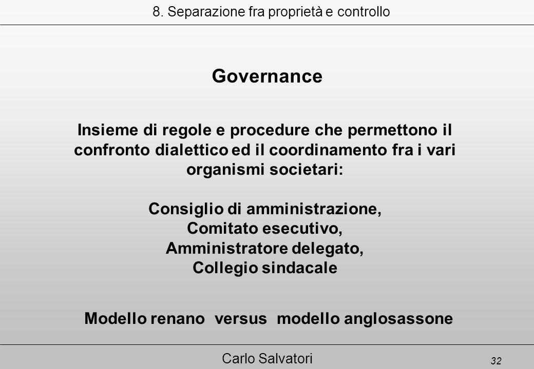 32 Carlo Salvatori Governance 8.