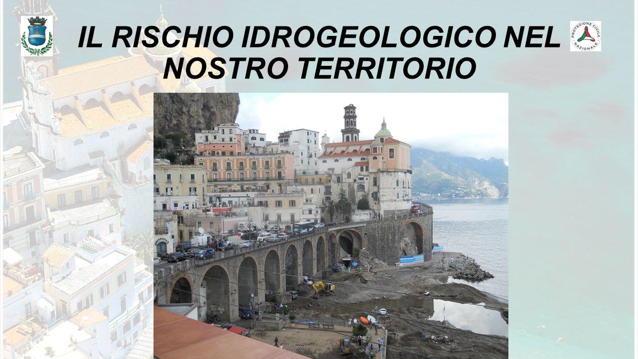 IL RISCHIO IDROGEOLOGICO NEL NOSTRO TERRITORIO