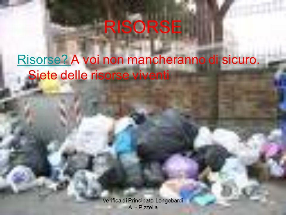 verifica di Principato-Longobardi A.- Pizzella RISORSE Risorse.