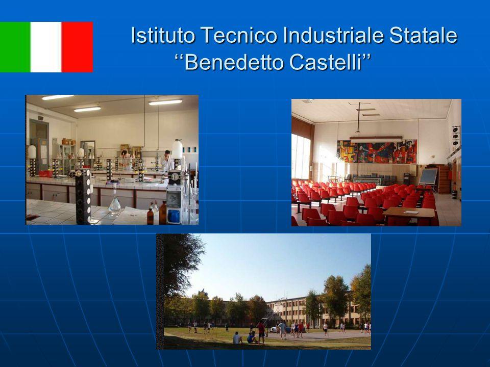 Istituto Tecnico Industriale Statale ''Benedetto Castelli''