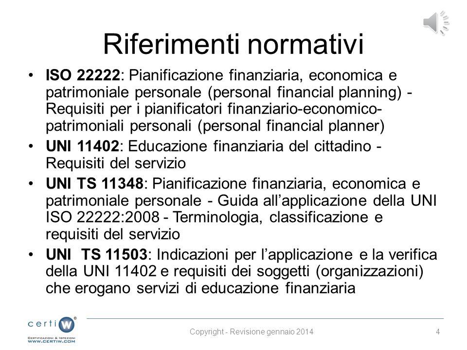 Riferimenti organizzativi Il GL 14 della Commissione servizi Il punto di riferimento per tutta l'attività è sicuramente il gruppo di lavoro specifico