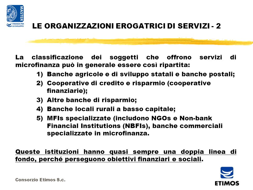Consorzio Etimos S.c.