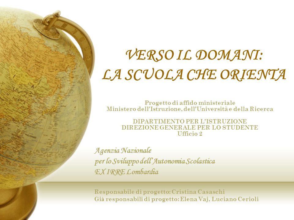 Agenzia Nazionale per lo Sviluppo dell'Autonomia Scolastica, ex I.R.R.E.
