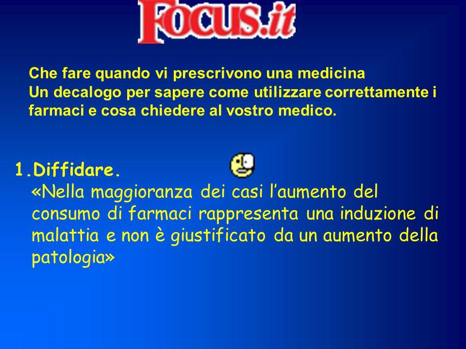 7: Il farmaco è giusto ma la dose è errata