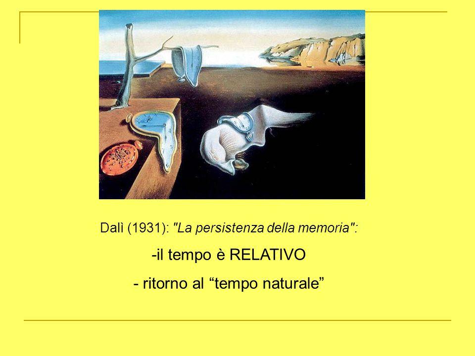 Dalì (1931):
