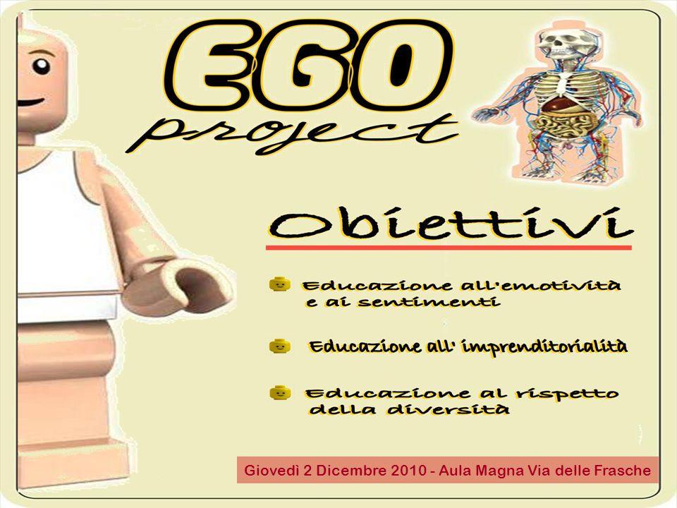 Giovedì 2 Dicembre 2010 - Aula Magna Via delle Frasche