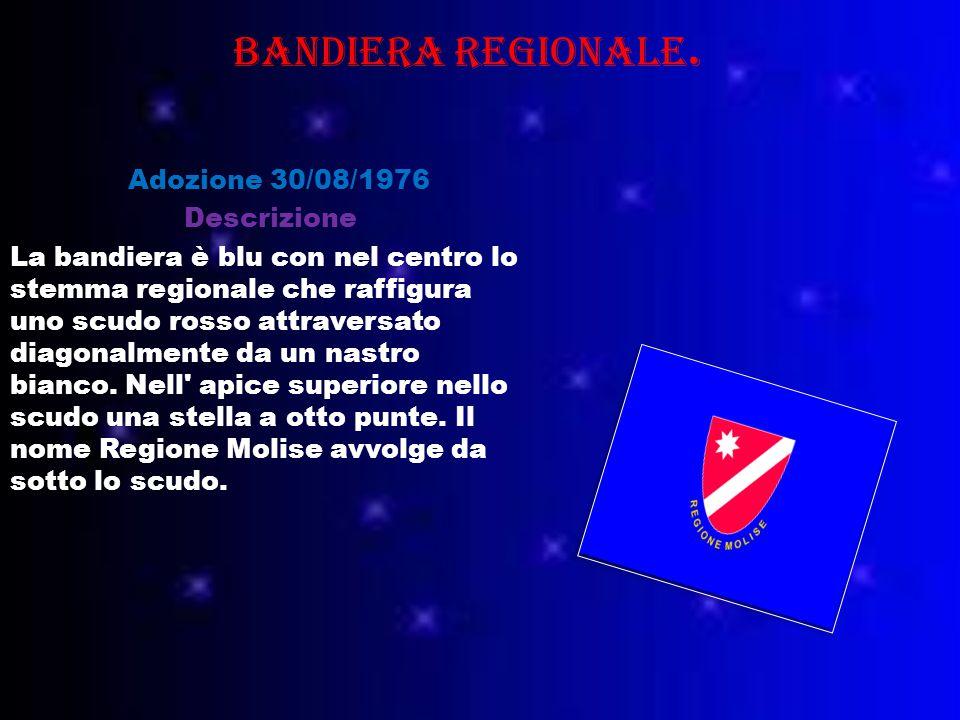 Bandiera regionale.