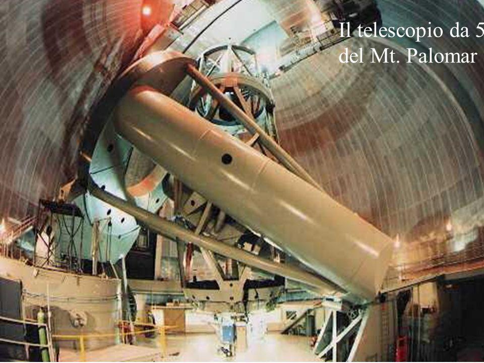 Bruno Marano La misura del Mondo 7 Il telescopio da 5m del Mt. Palomar