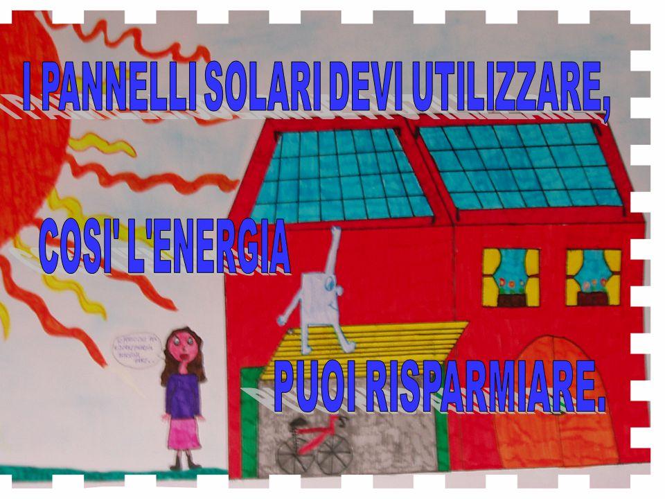 PEDALARE E' SALUTARE E ….. L'ENERGIA PUOI RISPARMIARE.