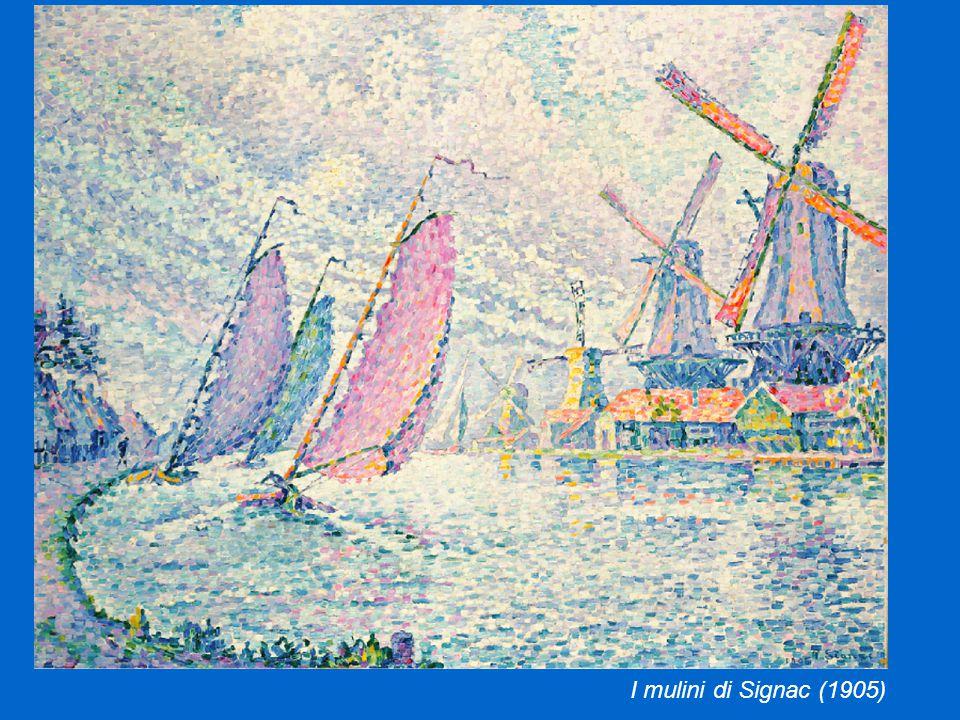 I mulini di Signac (1905)