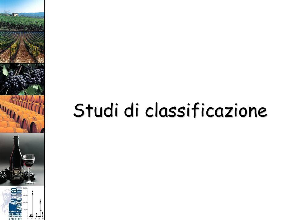 Studi di classificazione