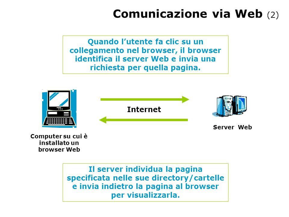 HTTP (HyperText Transfer Protocol) Protocollo a livello applicativo per sistemi informativi ipermediali, collaborativi e distribuiti.