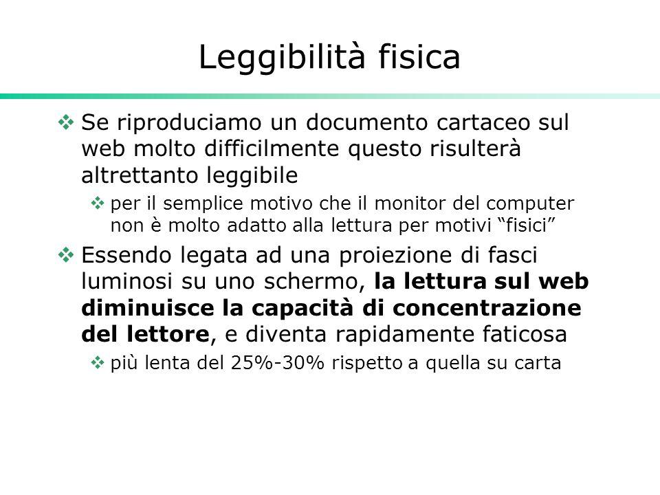 Indice di Kincaid  E' una versione modificata della formula originale di Flesch.