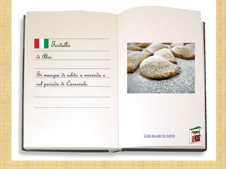 Salame Dolce di Mattia È un dolce per tutte le occasioni… noi lo mangiamo durante le festività Pasquali! Cicca qui per la ricetta