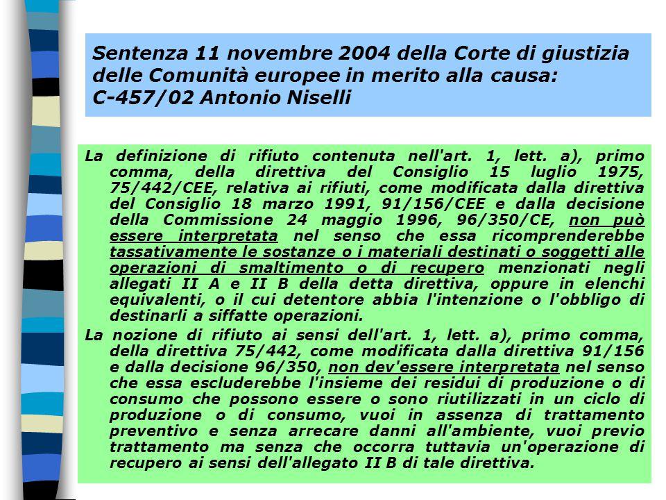 38 Cass.Pen. sez. III, 17.01.2003, n.