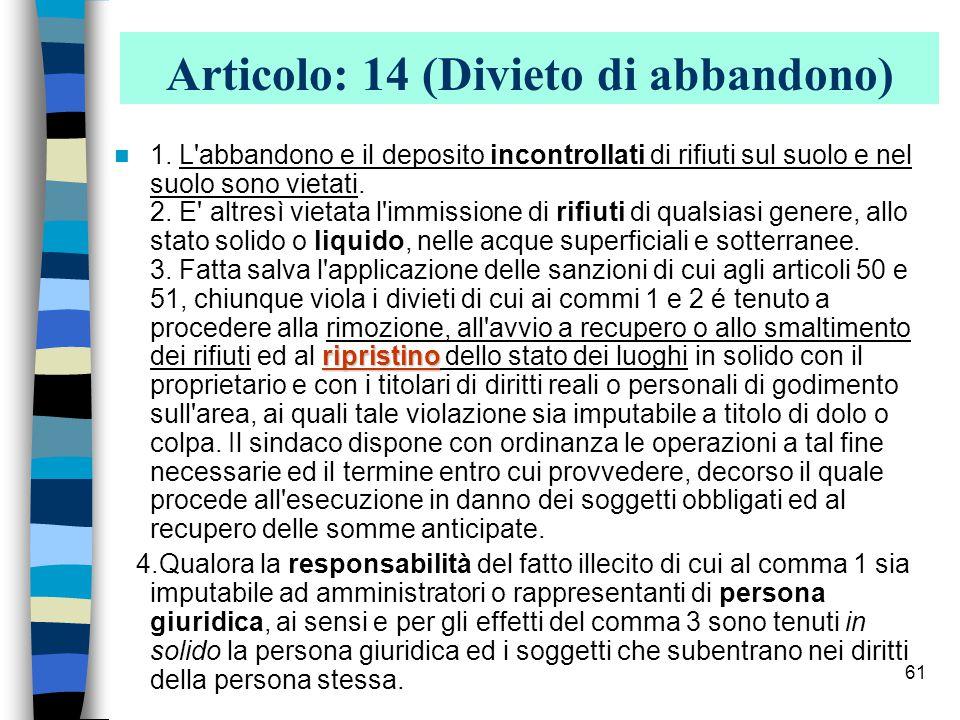 60 Giurisprudenza Cass.Pen., sez. III, 9 ottobre 2002, n.