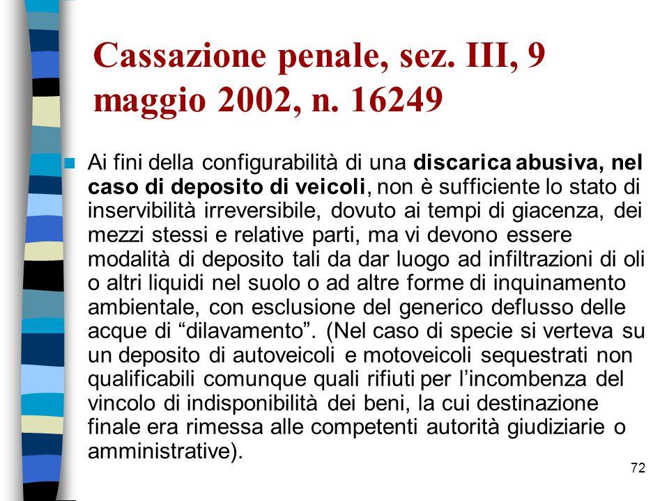 71 Cass.Pen. 17/06/2004 n.