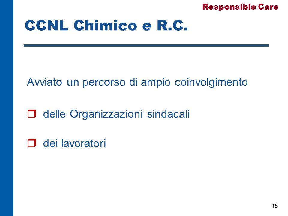 15 CCNL Chimico e R.C.