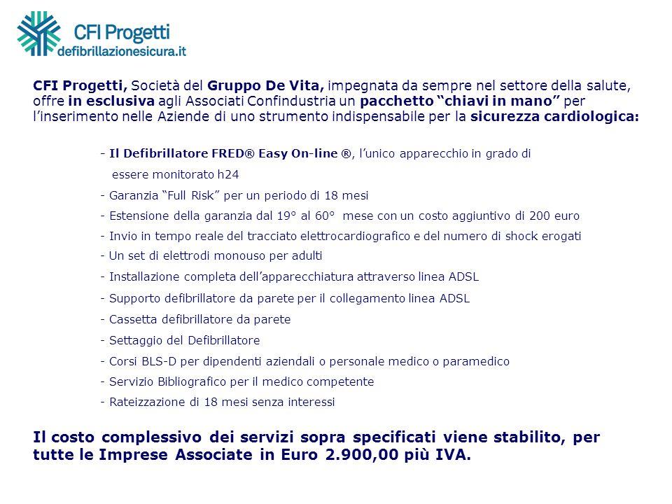 … in aereo … sui mezzi di trasporto … in CFI Progetti, Società del Gruppo De Vita, impegnata da sempre nel settore della salute, offre in esclusiva ag
