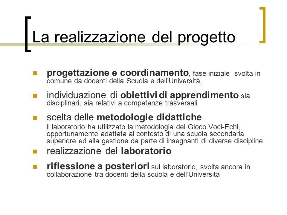 Il dialogo prodotto da Lorenzo: Simplicio non si arrende Salviati: Benissimo.
