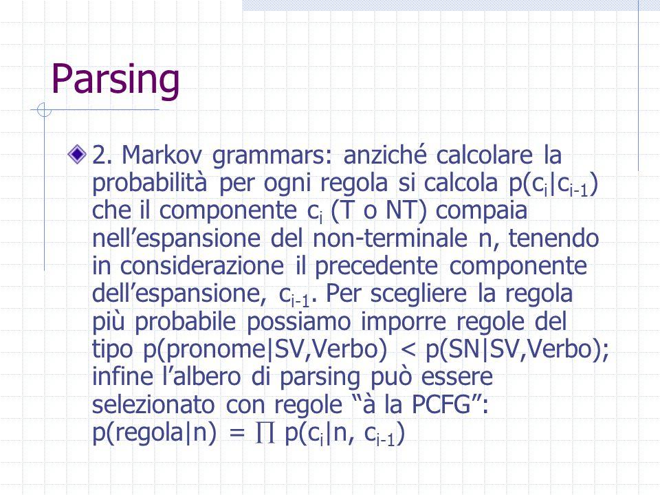 Parsing 2.