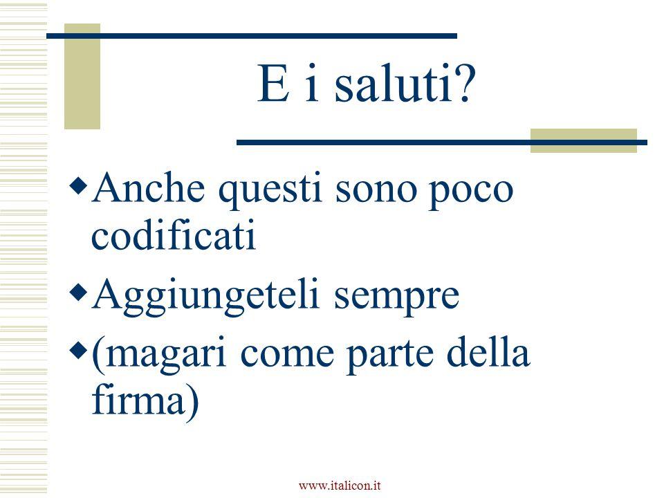 www.italicon.it E i saluti.