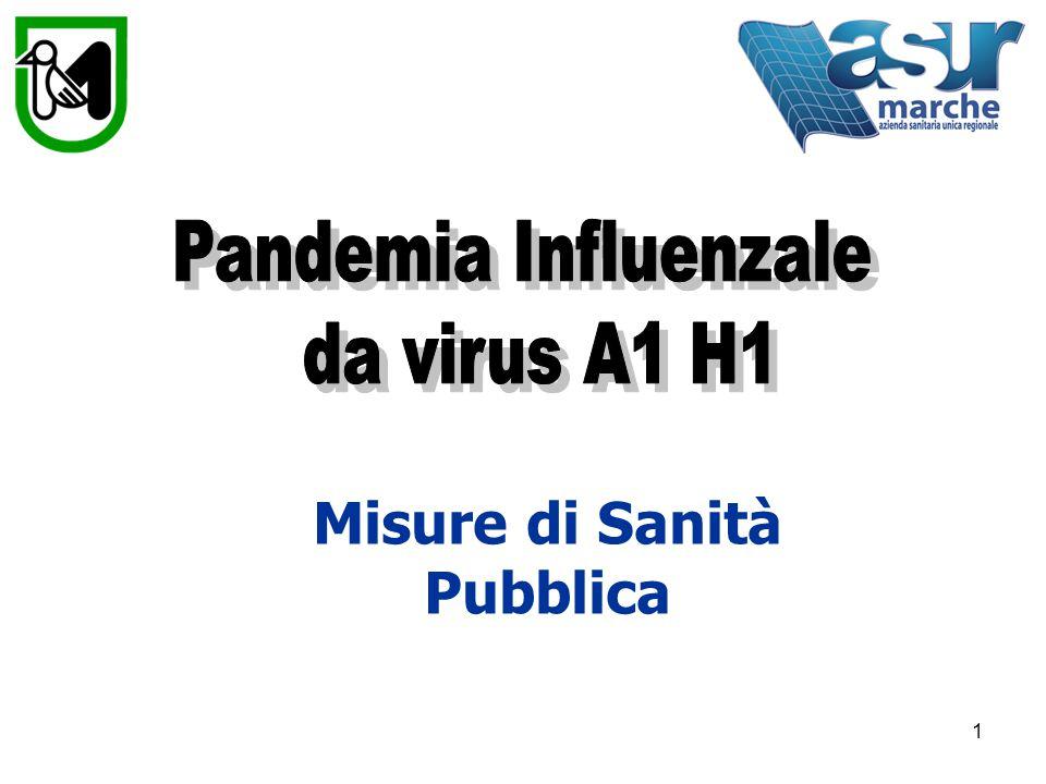 1 Misure di Sanità Pubblica