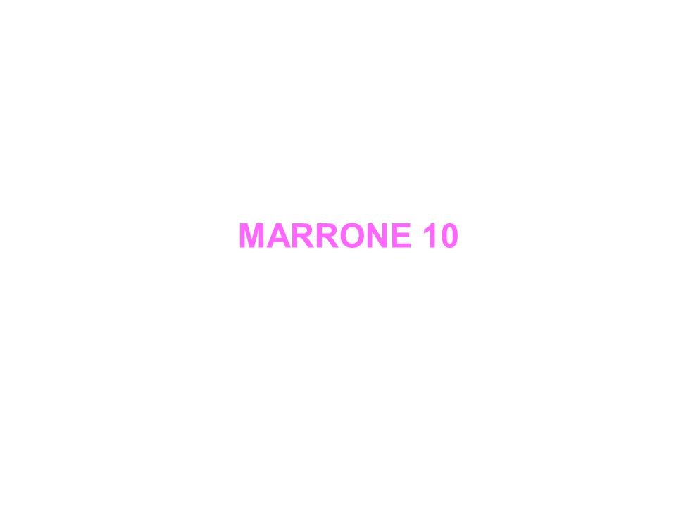 MARRONE 10