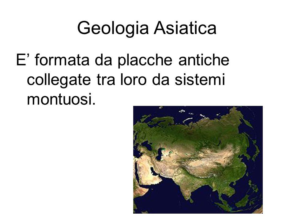 Popolazione E' la più numerosa tra i continenti del mondo.