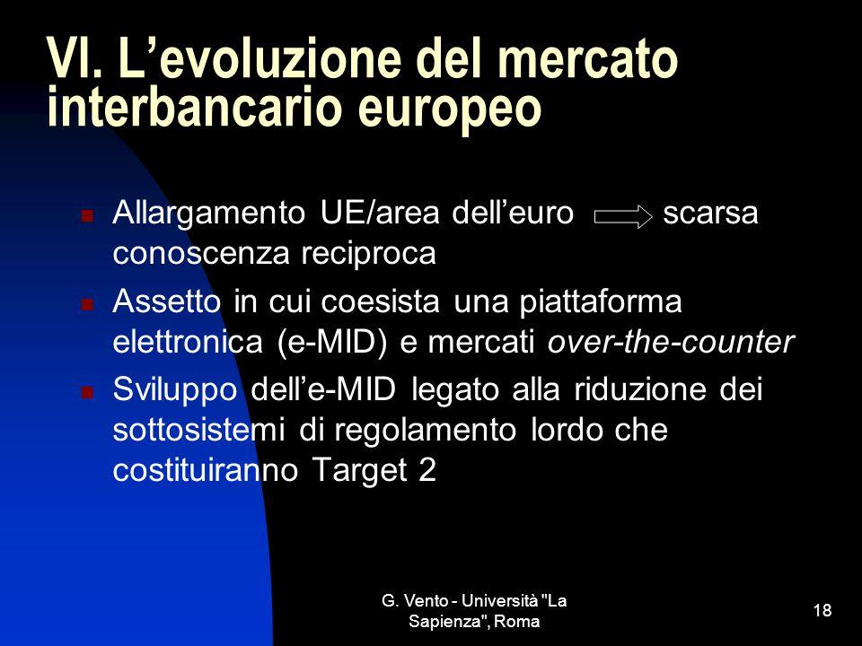 G.Vento - Università La Sapienza , Roma 18 VI.