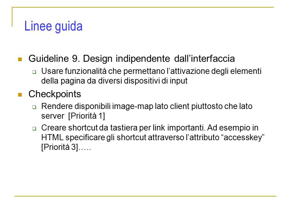 Guideline 9.