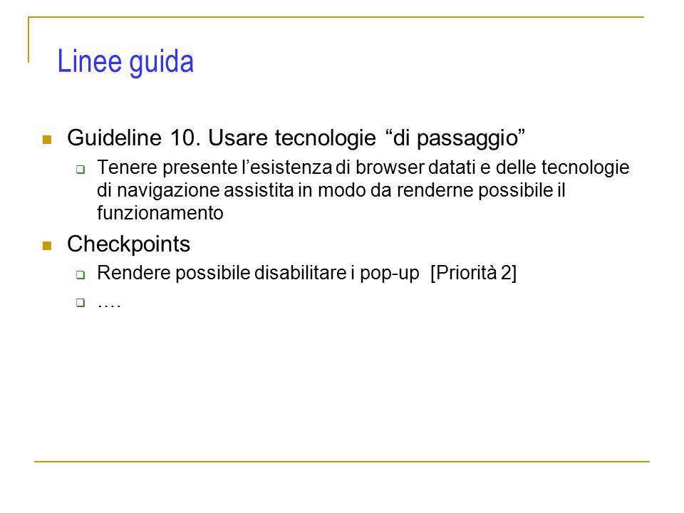 Guideline 10.