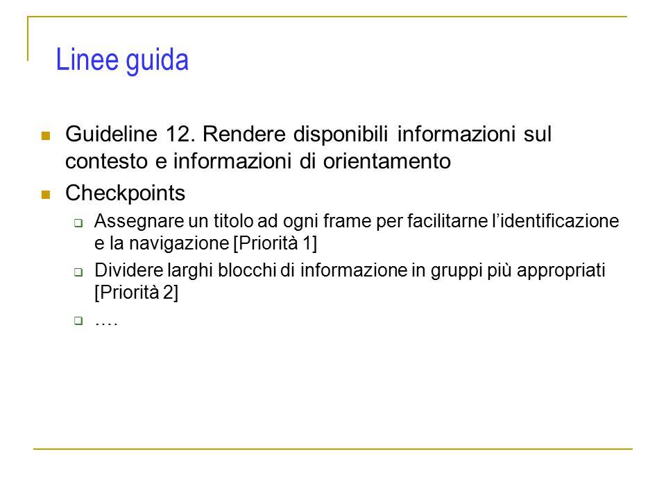 Guideline 12.