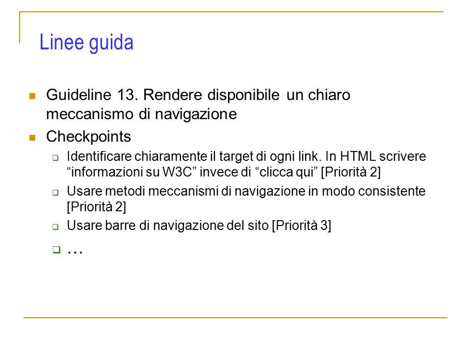 Guideline 13.