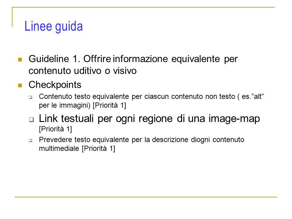 Guideline 1.