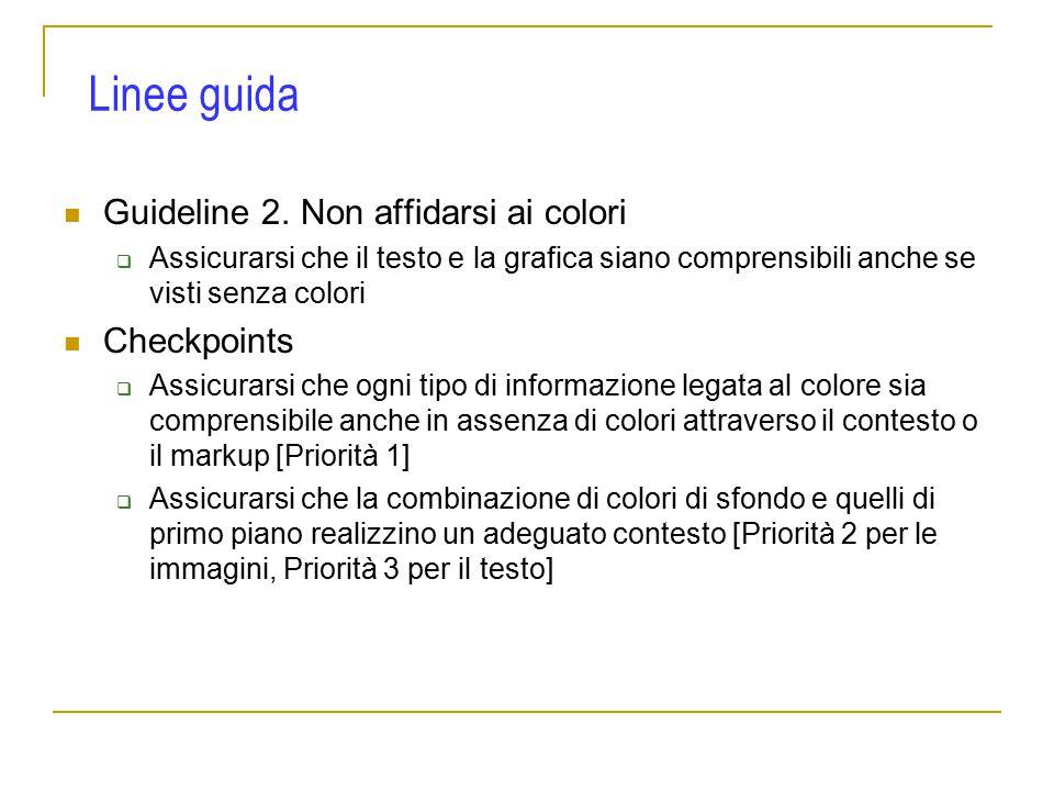 Guideline 2.