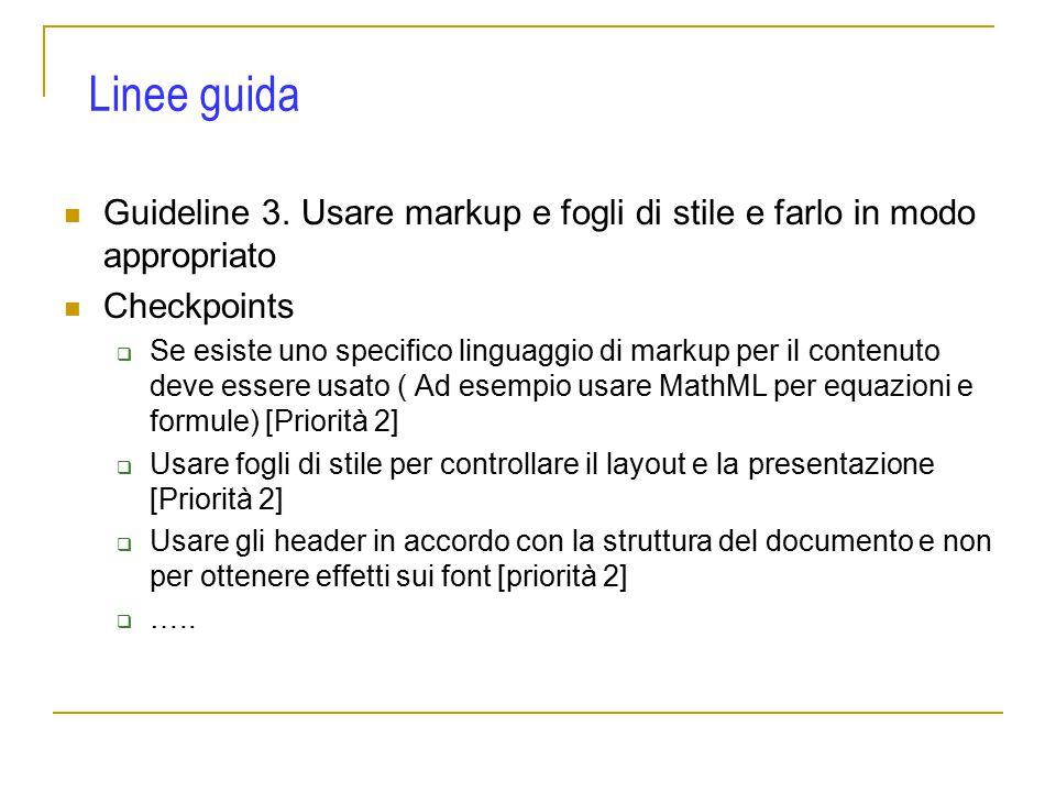 Guideline 3.
