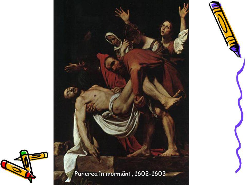 Punerea în mormânt, 1602-1603